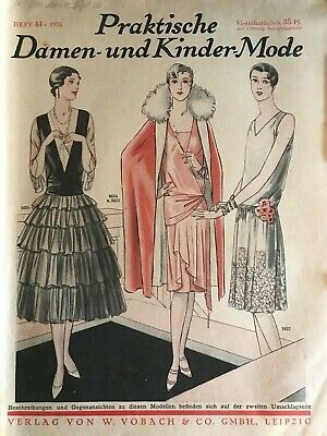 INSTANT DOWNLOAD- Vintage Sewing Magazine One Year Digital Subscription Fashion Service 1928 Dressmaking E-book