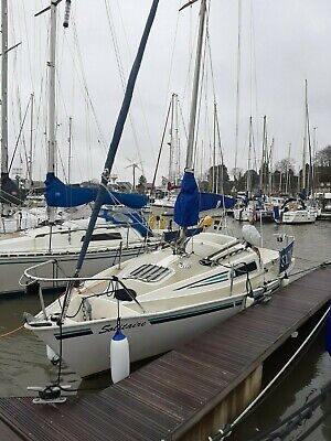 Jaguar 21 Sailing Yacht