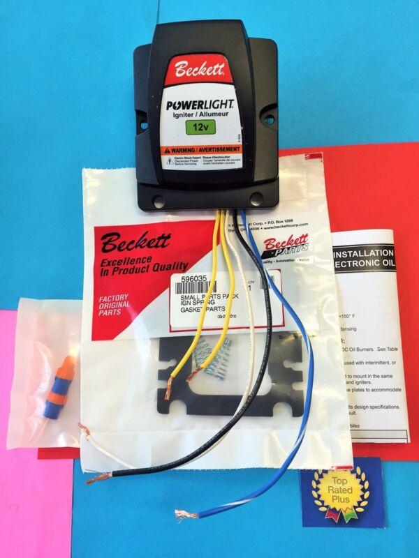 Beckett 5218309U  or 5270005U 12VDC Burner Igniter- Replaces 7435U, 5049