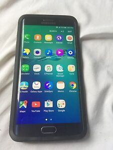 Unlocked  Samsung  S6 edge plus 32GB