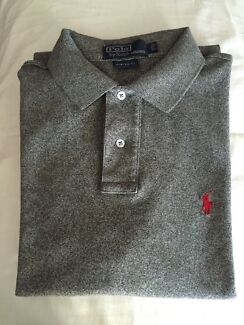 BRAND NEW RALPH LAUREN POLO SHIRT - SIZE - L - CUSTOM FIT Quakers Hill Blacktown Area Preview