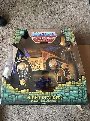 Masters of the Universe Classics NIGHT STALKER MOTUC Action Figure He-man NEW