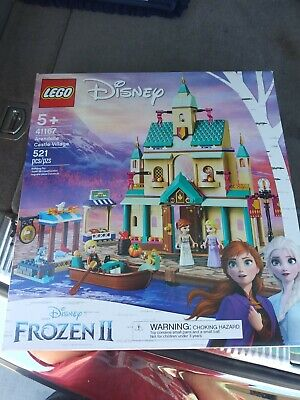 LEGO 41167 Disney Frozen II Arendelle Castle Village