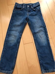 H and M boys jeans size 4-6 slim