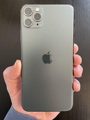 Apple iPhone 11 Pro Max - 64GB - Green (Unlocked) A2161 (CDMA + GSM) - NM/Mint