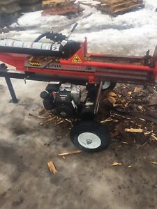 Selling my 25 ton hydraulic log splitter