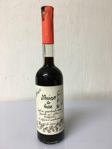 Rara Bottiglia Nocino Di Bose Antica Ricetta Trapista 50cl 35%