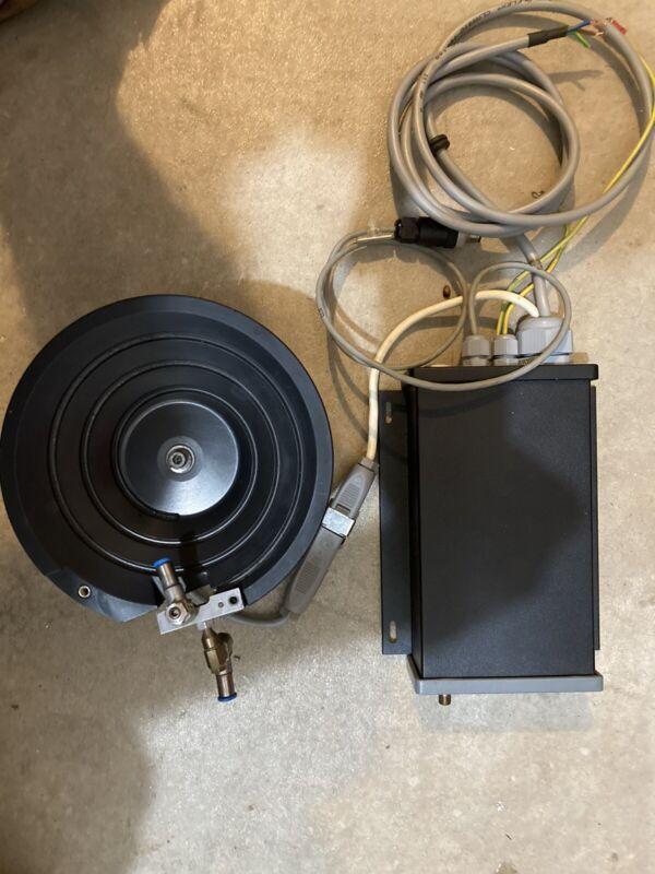 Deprag 05xx 9.15 Vibratory Bowl Screw Feeder With Feeder Controller ( Szg 5).