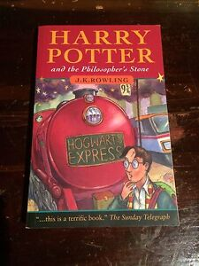 Harry Potter and the Philosopher Stone soft cover