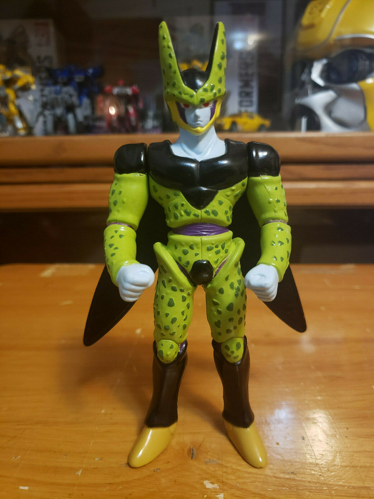 Character:Cell Vol 11:BANDAI Dragonball Z  and Dragon Ball GT super battle collection AB Toys & Irwin