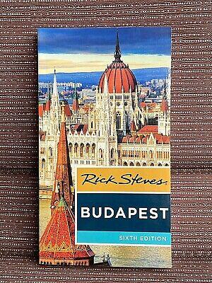 NEW Rick Steves Budapest USA Seller
