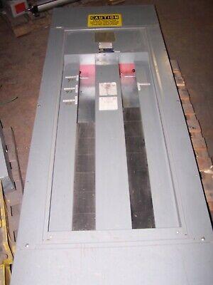 Square D 400 Amp Main Lug I-line Panelboard 480 Vac 3 Phase