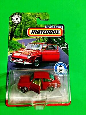 MATCHBOX  MOVING  PARTS - ** '65  VW  TYPE 3  FASTBACK **   ( MOC )