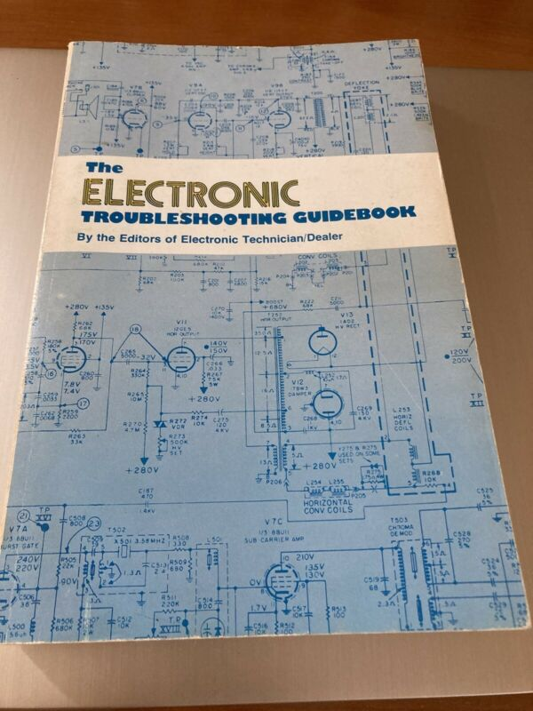 1968 The Electronic Troubleshooting Guidebook by Electronic Technician/Dealer