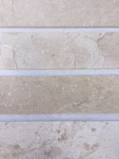 Clearance of Limestone, Marble and Travertine Tiles