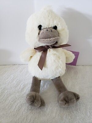 Duck with ribbon  Plush Stuffed Animal Easter Good Stuff  for sale  Shipping to Canada