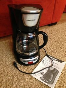 Coffee Maker (hardly used!!)