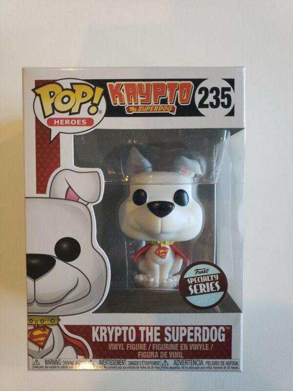 FunKo Free Shipping! Superman Krypto Pop Vinyl