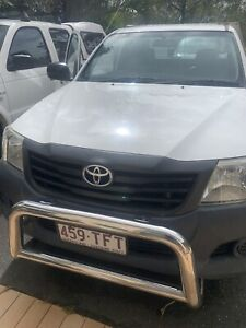 Sold Pending 2013 Toyota Hilux Workmate 4 Sp Automatic C/chas
