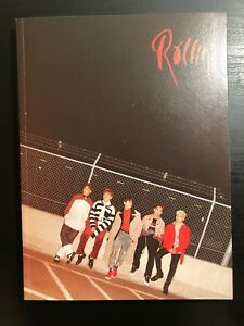 [K-Pop] B1A4 Rollin' album (Black version)
