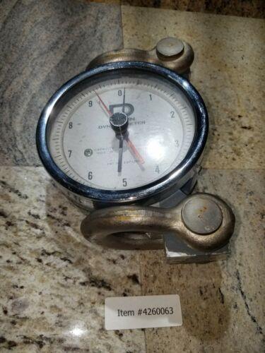 Dillon AP5-1000lb 5 Inch Mechanical Dial Dynamometer