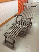 TWO Cotswold Steamer deck chairs great working order Darlinghurst Inner Sydney Preview