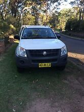 2007 Holden Rodeo Ute Tennant Creek Tennant Creek Area Preview