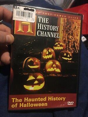 Haunted History Of Halloween (The Haunted History of Halloween (DVD,)