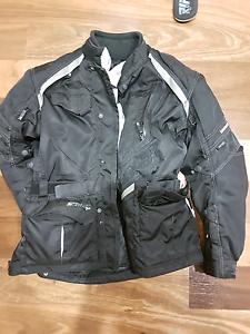 Dririder xlarge pro summit roadbike jacket Chelsea Heights Kingston Area Preview