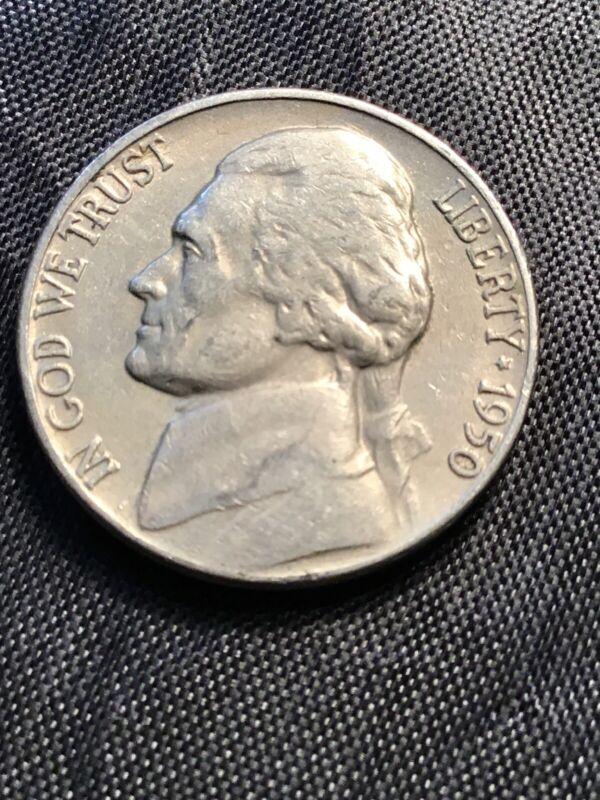 1950 P Jefferson Nickel - 15% off 5+