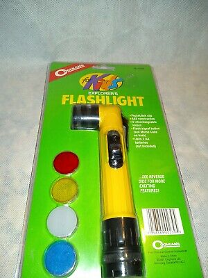 Flashlights For Kids (Coghlans For Kids Flashlight)