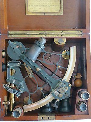 Sextant Mark III Bell Pattern Class A Teddington Heath & Company New Eltham 1928