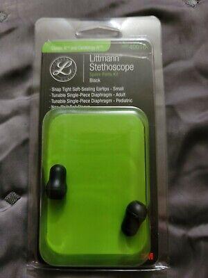 Littmann Stethoscope Eartips Only 40016 Open Box