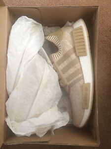 Tanned NMD's R1 PK