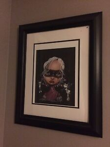 Angelina Wrona framed print