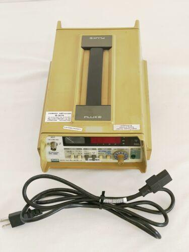TESTED Fluke 8922A True RMS Digital Voltmeter