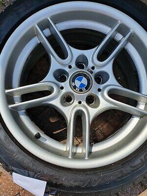 BMW Style 66 E39 Alloy Wheels 8J Single Front Wheel