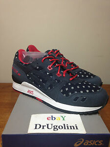 asics gel lyte 3 nippon blues ebay