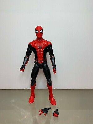 Marvel Legends Spiderman Upgraded Suit (Molten Man Series) complete loose figure