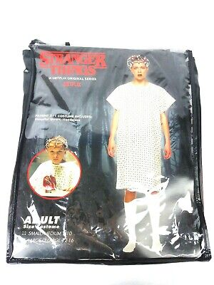 Spirit Stranger Things Patient 001 Halloween Costume Size Small - NEW