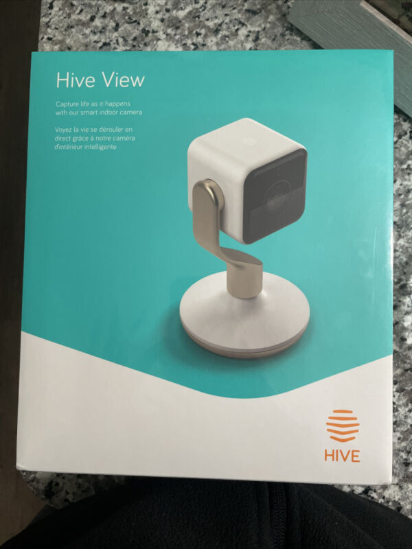 Hive View Security Camera Wireless Indoor Smart Home Security Camera USCA9000570