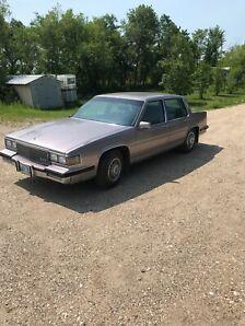 85 Cadillac Fleetwood