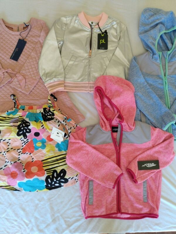 4t Girls Clothes New