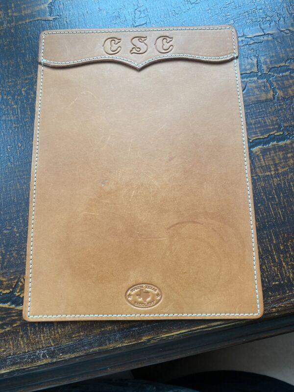 South Texas Saddlery Writing Pad