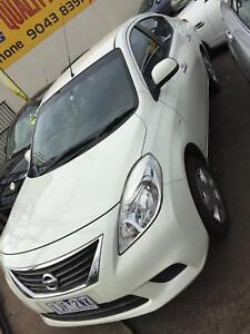 2013 Nissan Almera Sedan Maidstone Maribyrnong Area Preview