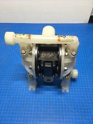 Aro Ingersoll Rand Pd05p-ars-paa-b Diaphragm Pump 12 Asm Good Used