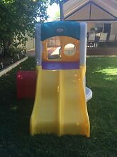 Little tikes - outside play gym with slides O'Connor Fremantle Area Preview