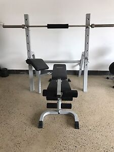 Olympic Home Gym and weights Cecil Hills Liverpool Area Preview