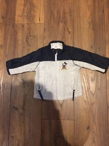 Boys Mickey Spring Jacket 6-9 months