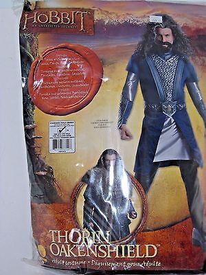 Size 44 Men's Hobbit Thorin Oakenshield Theater Cosplay Halloween Costume Party